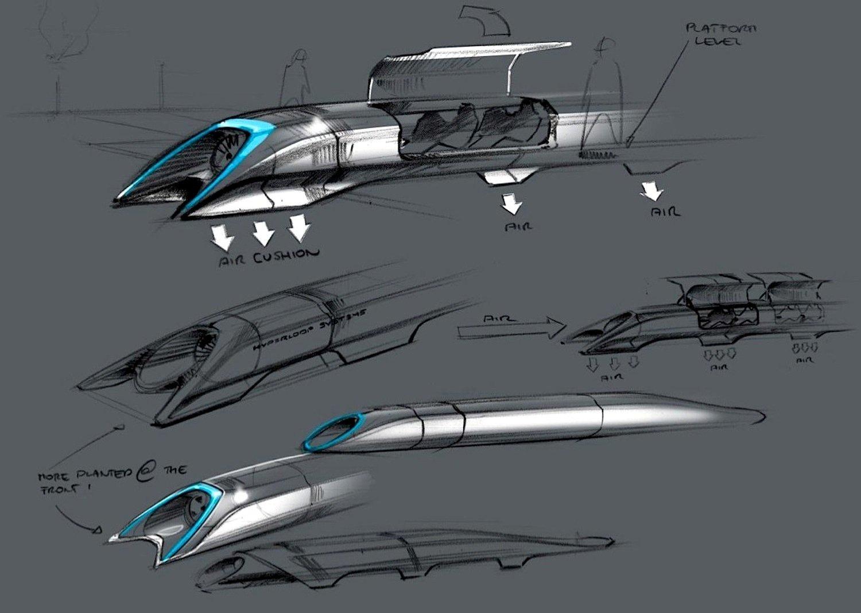 Bis September 2015 können Ingenieure ihre Ideen für die Passagierkapseln erreichen. Die Besten gehen dann 2016 auf Testfahrt.
