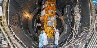 ESA hat Umweltsatelliten Sentinel-2A ins All geschickt