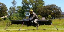 US-Militär will mit Hoverbike Soldaten auf Luft-Patrouille schicken
