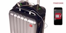 Elektrischer Koffer Space Case 1 vereinfacht die Urlaubsreise