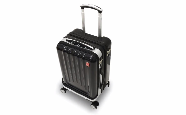 Auf Kickstarter hat Planet Traveller Riesenerfolg: Das Finanzierungsziel ist längst erreicht. Der Koffer soll für rund 250 Euro auf den Markt kommen.