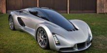 Blade ist welterster Sportwagen aus dem 3D-Drucker