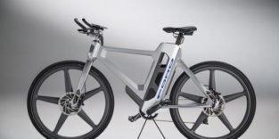 Mit Gesundheitsuhr kompatibel: Ford präsentiert smartes E-Bike