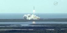 ISS-Versorgungsfrachter Dragon beim Start explodiert