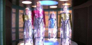 Laser projiziert berührbare Hologramme in die Luft