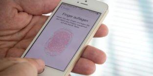 Fälschungssicher: Smartphone mit 3D-Fingerabdruck sichern
