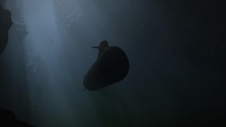 Kockum A26 unter Wasser: Das U-Boot soll bis zu 18 Tage am Stück tauchen können.