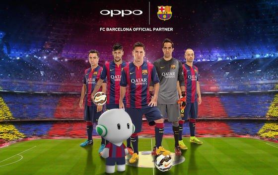 Unfaires Spiel werfen chinesische Verbraucherschützer den Smartphone-Herstellern Oppo und Samsung vor. Sie installierten unnütze Apps auf ihren Geräten vor, die sich nicht löschen lassen. Oppo ist offizieller Partner des FußballclubsFC Barcelona.