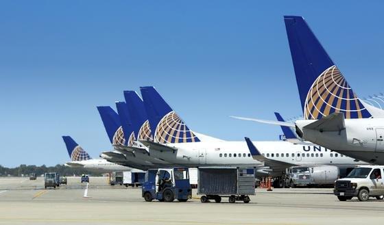 4900 United-Flüge weltweit fielen am Mittwoch wegen einer Computerpanne bei der amerikanischen Fluggesellschaft aus.