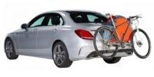 TrunkMonkey: Aufblasbarer Kofferraum-Halter transportiert jedes Fahrrad