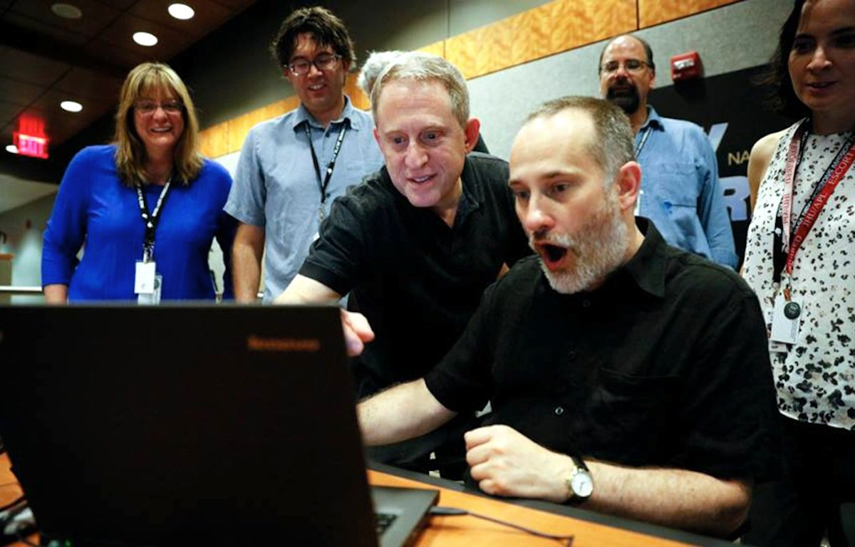 Für das federführende Wissenschaftler-Team an der Johns Hopkins University geht es jetzt in die heißeste und aufregendste Phase der Mission.