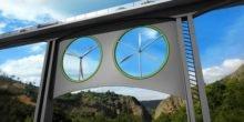 Windräder soll sich unter großen Talbrücken drehen