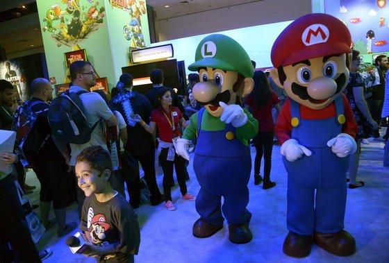 Als Präsident setzte Satoru Iwata auf die Zugkraft legendärer Nintendo-Figuren. Mario und Luigi wurden von einem seiner möglichen Nachfolger,Shigeru Miyamoto, erschaffen.