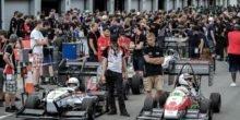 Uni Delft gewinnt in Silverstone das erste Rennen der Formula Student