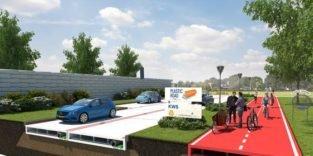 Rotterdam will erste Straße aus Recycling-Kunststoff bauen
