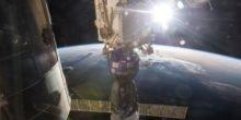 ISS-Besatzung flüchtete vor Weltraumschrott in die Sojus-Kapsel
