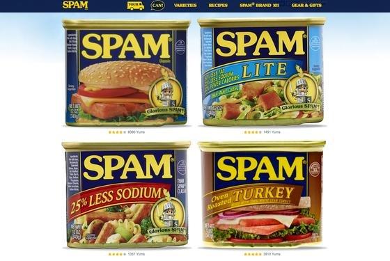Spam ist eigentlich die Bezeichnung für Dosenfleisch in den USA: Im Juni waren erstmals seit zwölf Jahren weniger Spam-Mails im Internet unterwegs als reguläre Mails.