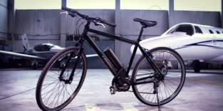 bei diesem fahrrad gibt es keine fahrradkette. Black Bedroom Furniture Sets. Home Design Ideas