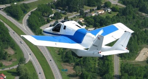 Transition im Testflug: Terrafugia nimmt für 250.000 € Vorbestellungen entgegen. 2017 will das Unternehmen ausliefern.