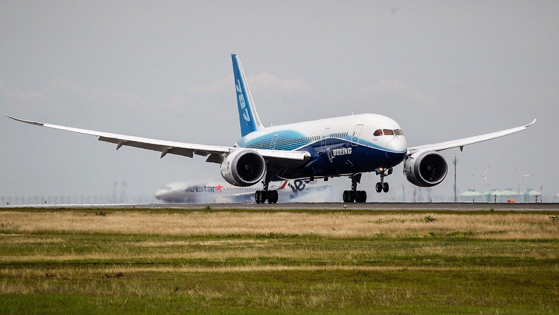 Boeing Dreamliner B787: Der Flugzeugtyp hatte wegen Batteriebränden monatelang Startverbot.
