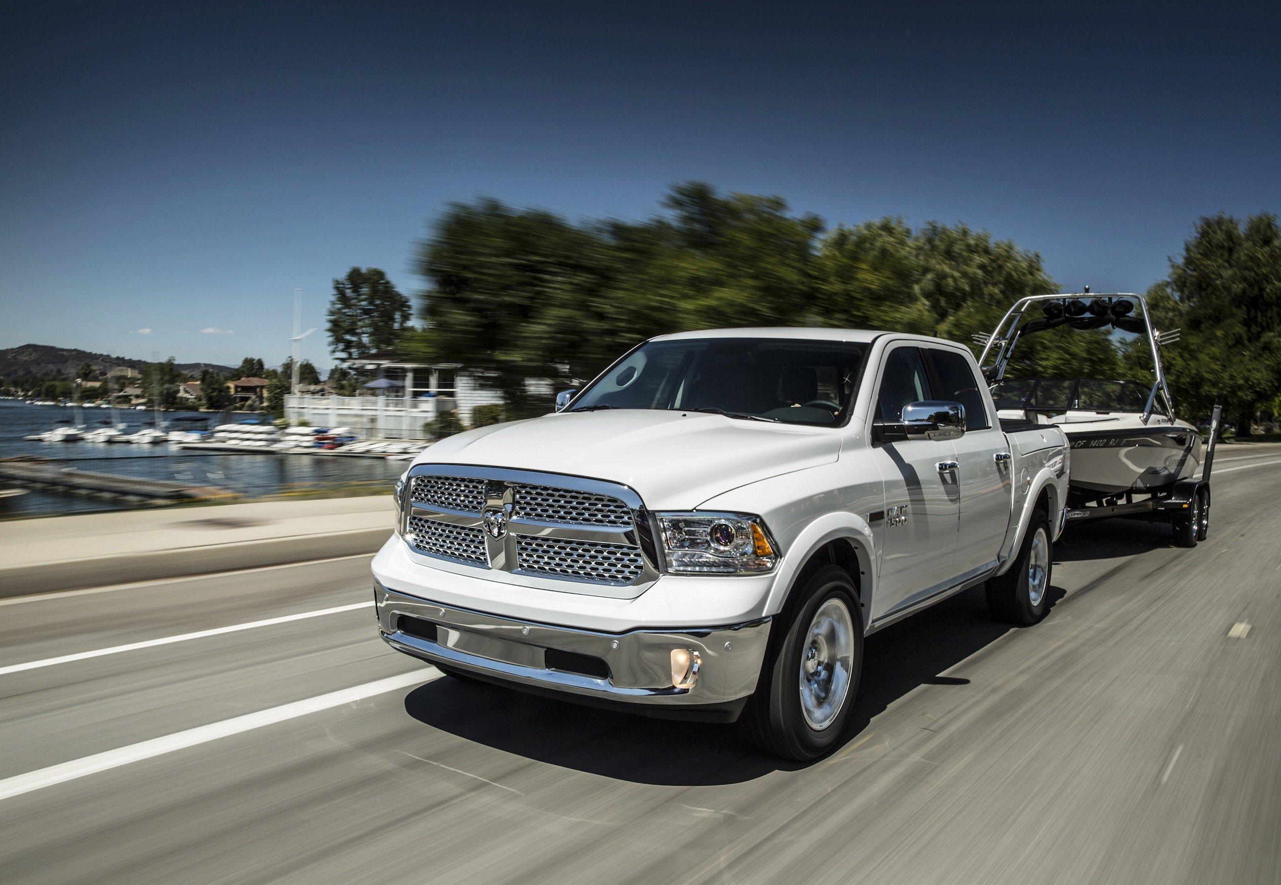 Pick-Up-Truck Dodge Ram: Fiat Chrysler kauft nach einer erfolglosen Reparaturwelle hunderttausende Fahrzeuge wegen Probleme mit der Lenkung zurück.