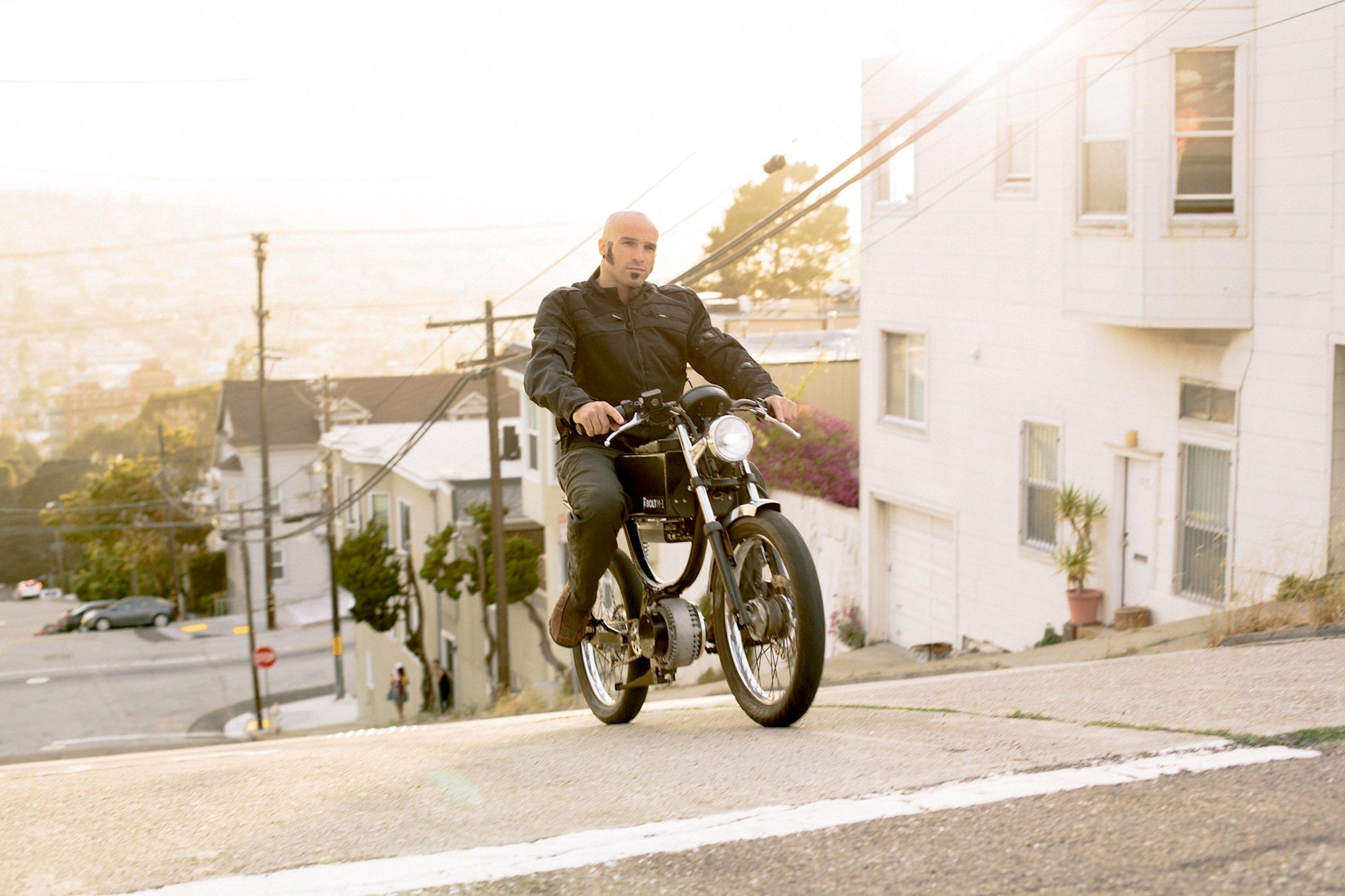 Das Bolt M-1 ist eine prima Entwicklung für die steilen Straßenzüge in San Francisco.