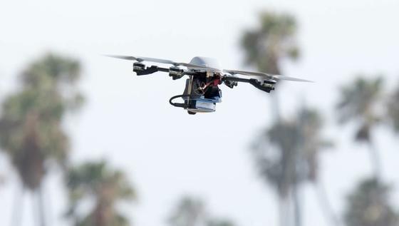In den USA wird derzeit auf einer Tagung unter Federführung der Nasa darüber beraten, wie der Luftraum für kommerzielle Drohnen in Zukunft organisiert und reguliert werden kann.