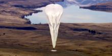 Google-Ballons bringen Sri Lanka superschnelles Internet