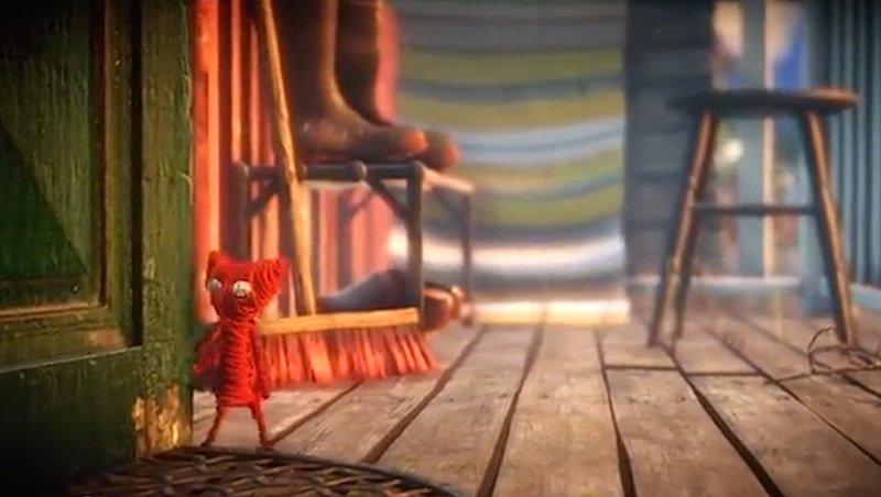 Im neuen Computerspiel Unravel von Electronic Arts schlüpft der Spieler in die Rolle einer Spielfigur aus Garn, die im Spielverlauf einen langen Faden abspult. Dieser dient als originelles Werkzeug zum Überwinden von Hindernissen.