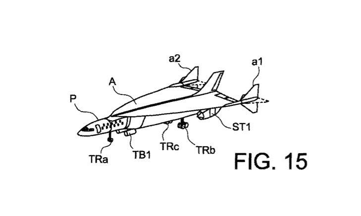 Mit Deltaflügeln und drei verschiedenen Antrieben soll das Überschallflugzeug von EADS ausgerüstet sein.