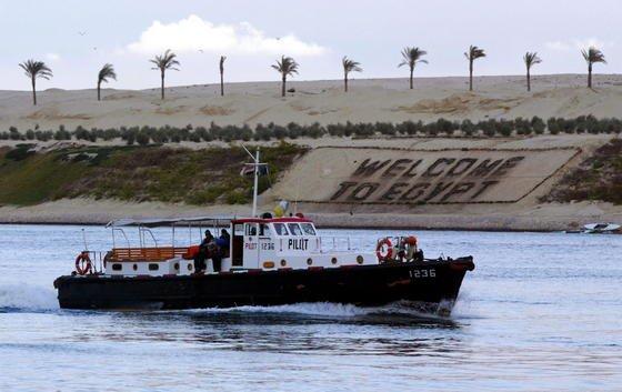 Ägypten eröffnet heute den modernisierten Suezkanal. 5000 Gäste und Regierungsvertreter aus aller Welt sind zu dem Ereignis angereist – das von Staatschefal-Sisi zum Nationalen Feiertag erklärt wurde.