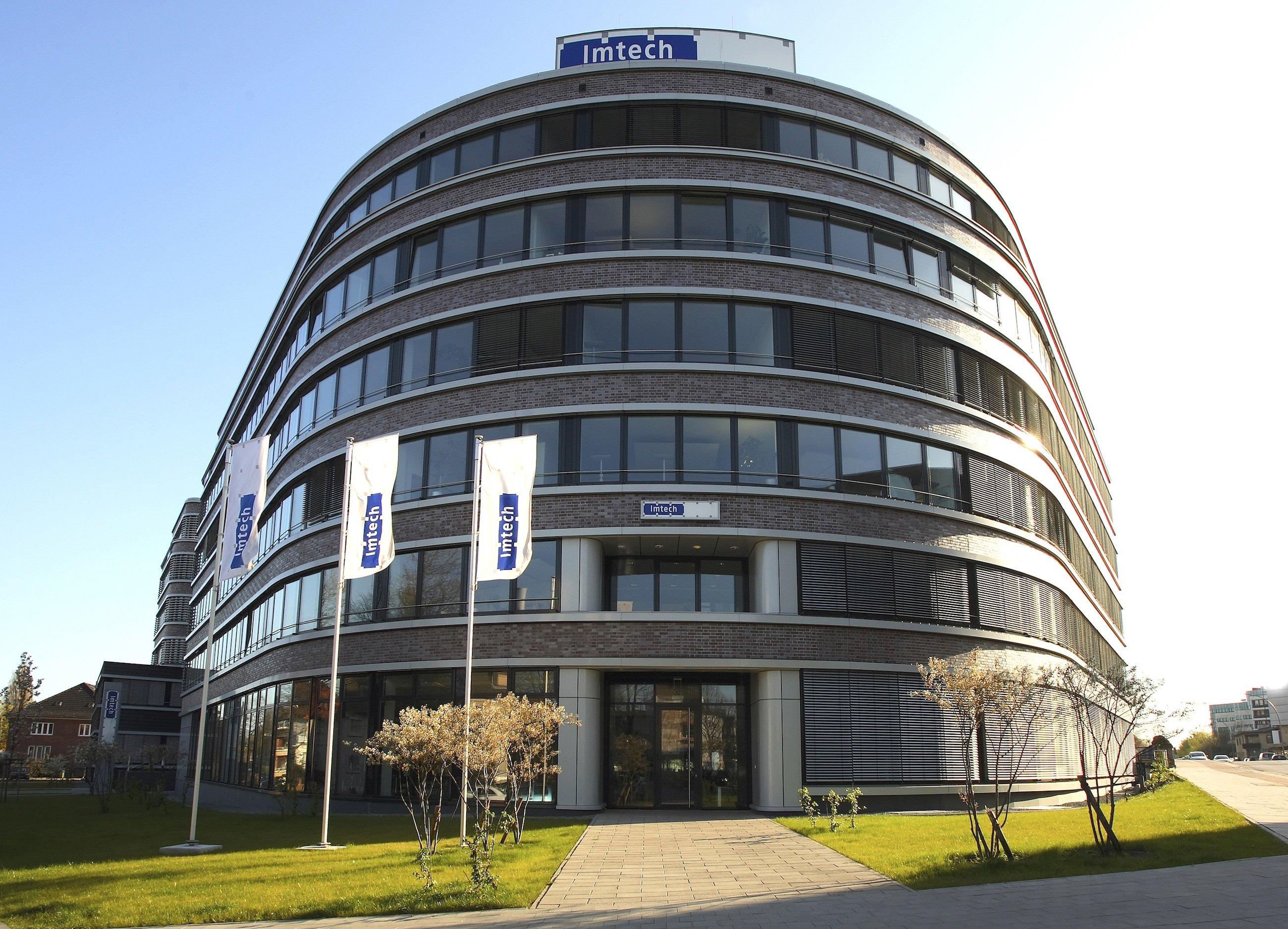 Firmenzentrale Imtech Deutschland in Hamburg: Der Baudienstleister hat Insolvenz angemeldet und sucht händeringend nach zahlungskräftigen Investoren.