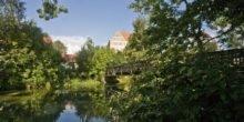Fahrrad-Quiz zur Energiewende führt durch das Schwäbische Donautal