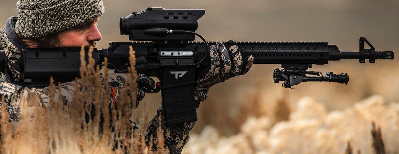 Scharfschützengewehr TP 750: Hacker haben die Wi-Fi-Schnittstelle genutzt, um Windstärke und Munitionsgewicht zu manipulieren.