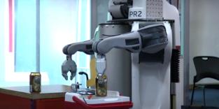 Roboter üben am MIT das Kellnern in der Kneipe