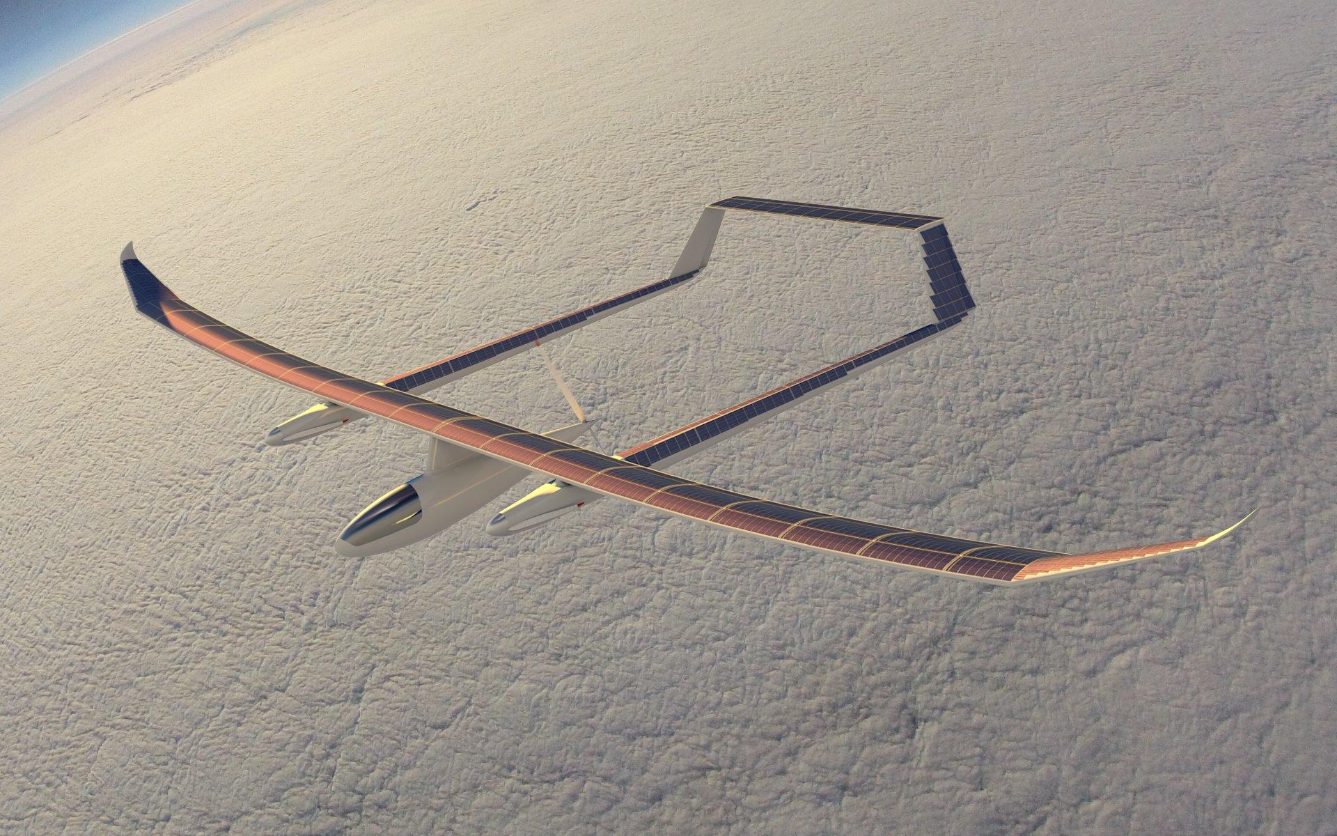 Solar Flight tüftelt schon an Entwürfen für die Sunstar – das erste solarbetriebene Passagierflugzeug der Welt.