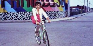Tritt in die Fahrradpedale lädt Smartphone auf