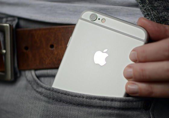 iPhone 6 von Apple: Forschern ist es angeblich gelungen, zusätzlich zum Akku eine Brennstoffzelle in das Gehäuse zu integrieren.