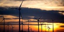 Zu viele Windräder reduzieren Effizienz der Windparks