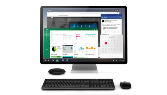 Remix Mini von Jide Tech: Der Mini-PC misst lediglich124x88x26 mm. Der User kann Tastatur, Maus und Monitor anschließen und E-Mails checken oder Videos streamen.