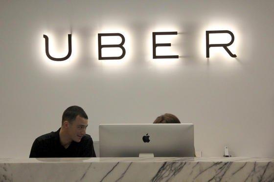 Filiale von Uber: Der Fahrdienstvermittler arbeitet mit der Universität Arizona zusammen, um neue Kameras für autonome Autos zu entwickeln.