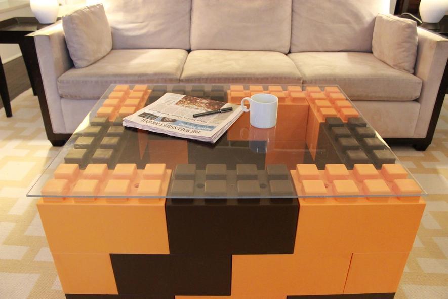 EverBlock: Möbel und Co. aus Legosteinen in XXL