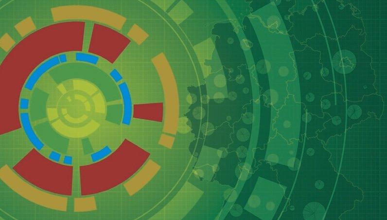 Cover Förderatlas 2015: DieDeutsche Forschungsgemeinschaft hat in diesem Jahr ihren siebten Förderatlas herausgegeben. Er dokumentiert die Jahre 2011 bis 2023. Als Selbstverwaltungseinrichtung der deutschen Hochschulen vergibt die DFG vor allem öffentliche Mittel, um Forschungsvorhaben gezielt zu fördern.