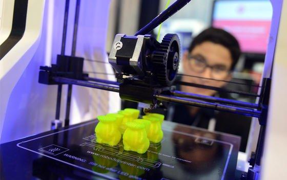 3-D-Drucker erstellen längst mehr als nur Prototypen und Werkstücke.