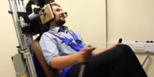 Elektrische Impulse fürs Gehirn schützen vor Reisekrankheit