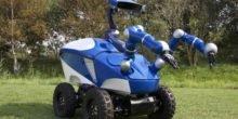 Von der ISS aus gesteuerter Roboter erledigt Präzisionsarbeit auf der Erde