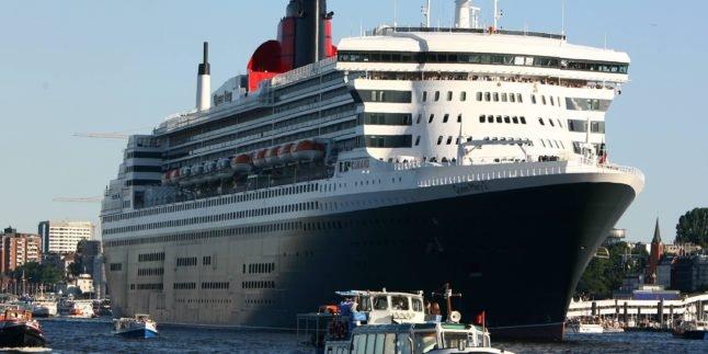 Die 12 größten Schiffe der Welt