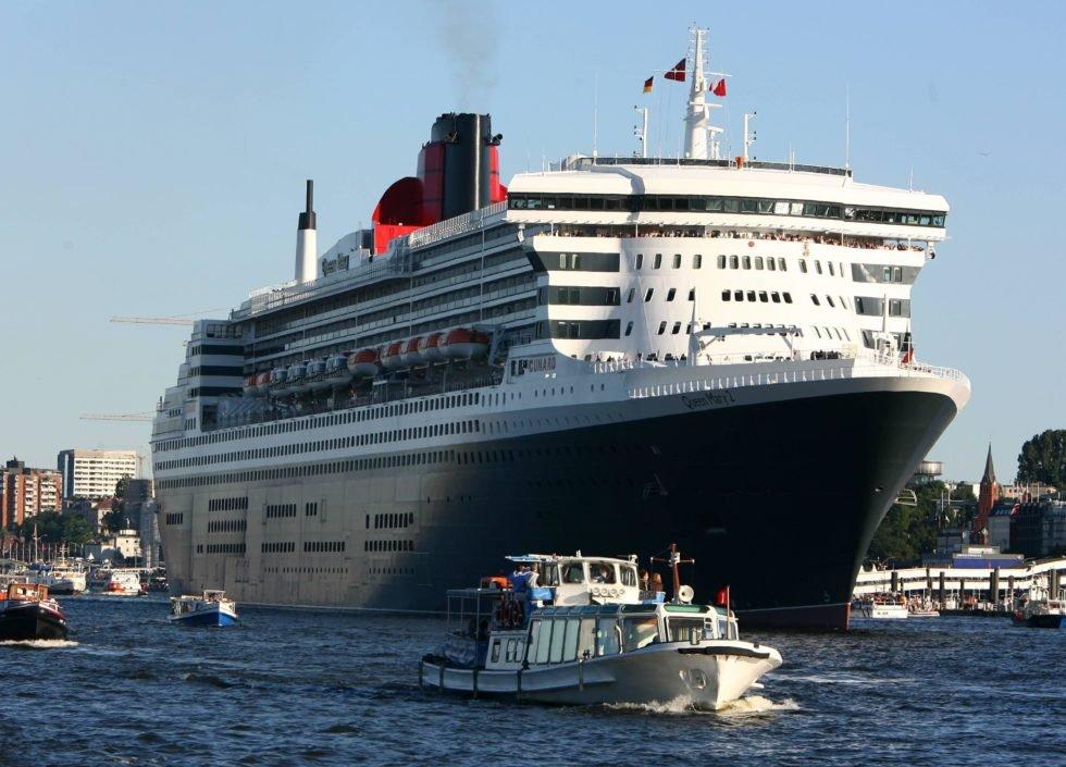 Die Größten Kreuzfahrtschiffe Der Welt Ingenieurde