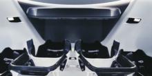 SpaceX: So luxuriös sieht der Innenraum der Dragon aus