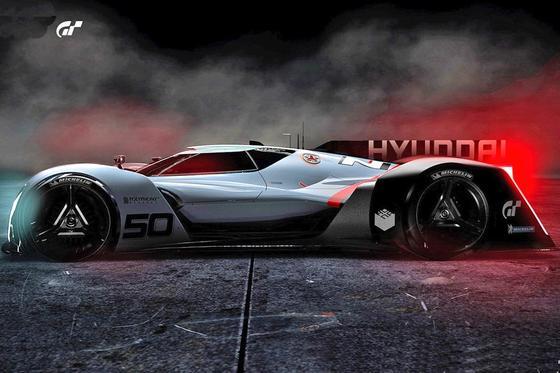 Mit dem N 2025 will Hyundai in die Performance-Liga einsteigen. 2025 soll der Flitzer auf die Straße kommen.